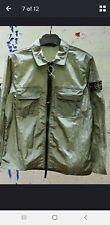 Stone Island Nylon Metal Lined Overshirt Jacket Size XL