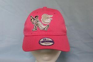 "Baltimore Orioles STAR WARS ""Princess Leia""  New Era CAP/HAT Youth size NWT $20"