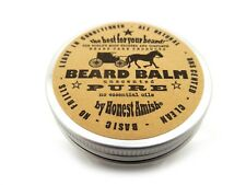 Honest Amish Beard Balm Fragrance and All Natural 2 Ounce 3days Ship