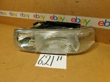 99 - 05 CHEVROLET TAHOE DRIVER Side Headlight Used front Lamp #621