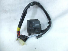 KAWASAKI GPX750 ZX750 87  COMANDO SINISTRO LUCI LEFT SWITCH LIGHT HANDELBAR