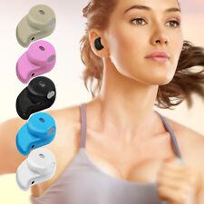 Groovy Mini Wireless Bluetooth 4.0 Stereo In-Ear Headset Earphone Earpiece