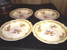 Old Staffordshire England Johnson Bros.Berry Bowls(4)