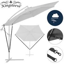 Windsicherung Ampelschirm Spannband Stabilisierung Windfest Stabil Sonnenschirm