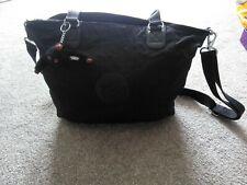 Women's Handbag Kipling Shopper COMO S Tote ANIMAL/Black K12275-C02