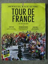 Tour de France 2019 Official Race Guide UK Edition Chris Froome Geraint Thomas