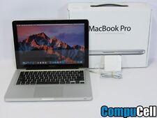 **UPGRADED + MINT**  Apple MacBook Pro 13 Intel Core i5 2.5GHz 8GB RAM 120GB SSD
