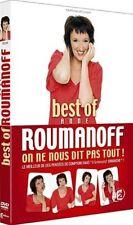 16297 // ANNE ROUMANOFF  ON NE NOUS DIT PAS TOUT DVD NEUF