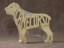 Cane Corso Dog Amish Made Wooden Scroll Saw Puzzle Toy