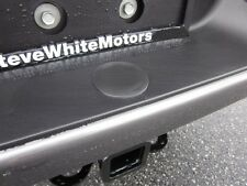 New Dodge Ram Rear Bumper Step Pad Tow Towing Hitch Ball Plug Mopar Factory Oem