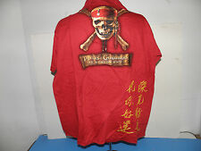Pirates of the Caribbean-At World's End Movie T-shirt size XL NWOT
