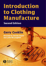 Introduction to Clothing Manufacture by Gerry Cooklin (Paperback, 2006)