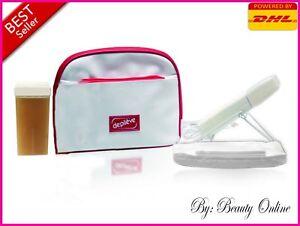DEPILEVE Single Cartridge Wax Warmer Travel Kit- 110V-220V