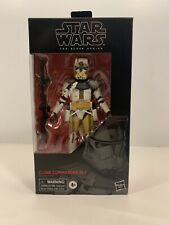 Clone Commander Bly Star Wars Black Series Clone Wars 6-Inch Action Figure NIB