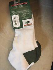 Mossy Oak Men's  low - cut Sock  Lg  3 Pairs