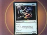 Foil Chapel Geist - Innistrad - Magic the Gathering MtG Tracked