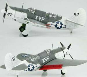 "Hobby Master 1/72 HA2206 Curtiss SB2C USN VS-31 Topcats, ""Black 47"""
