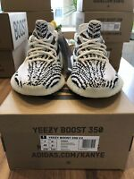 Adidas Yeezy Boost 350 V2 Zebra US 7 EU 40 neu