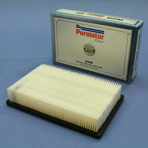 New Purolator A13192 Air Filter