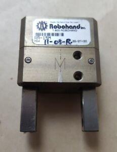 ROBOHAND RA-15M PNEUMATIC GRIPPER (U9.4B3)