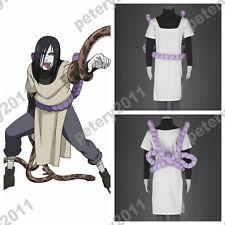 Naruto Anime Cosplay Costume Orochimaru Cosplay Costume Halloween