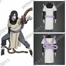 Naruto Orochimaru Cosplay Costume Halloween