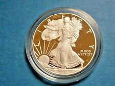 2012 W $1 SILVER PROOF DCAM BEAUTIFUL & AMAZING PERFECT EAGLE 1st ISSUE Sold OUT