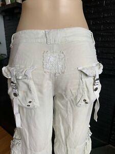Women's Da-Nang Light Lime Pants, Size Large, GUC