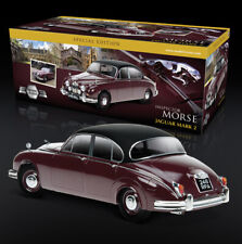 Brand New Model Icons Boxed Inspector Morse Jaguar Mark 2 MKII 1/18 Scale Car