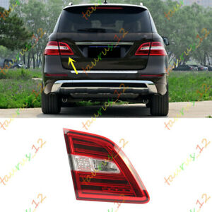 Left Inner Side LED Tail Light Assembly For Mercedes Benz M-Class W166 2012-15