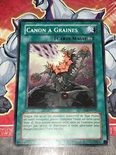 Carte YU GI OH CANON A GRAINES CRMS-FR057 x 3