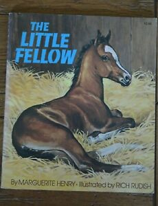 THE LITTLE FELLOW by Marguerite Henry