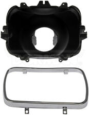 S10 BLAZER ASTRO C4500 KODIAK HEADLIGHT BUCKET BEZEL MOUNTING KIT R or L 42437
