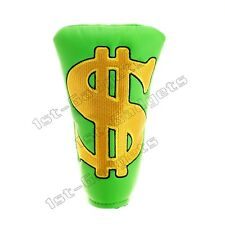 Cash is King Headcover Blade Putter for Scotty Cameron Select California Newport