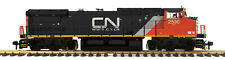 MTH G-Gauge CN Dash-8 with DCS, DCC, Sound, Smoke & Auto Couplers 70-2126-1