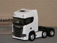 Herpa 307543 Scania CS 20 HD 6x2 Zugmaschine Lkw + Eigenbau ++ Umbau 1:87