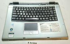"Acer TravelMate BL50 4230 15.4"" PALMREST Keyboard Touchpad & TOP Bar AP008000300"