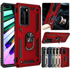Hybrid Shockproof Cover Hard Armor Case For Huawei P30 Pro P40 Lite Y7 Y6 2019
