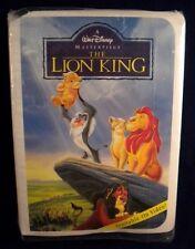 McDonalds 1996 Walt Disney Masterpiece The Lion King Simba Figure #2 Cake Topper
