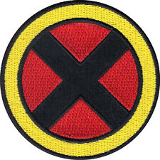"""X-MEN Patch 3"""" Embroidered Iron on Badge XMEN Super Hero Costume Wolverine Rogue"""