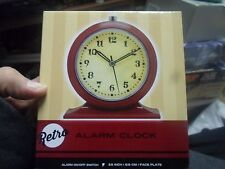 Retro Alarm Clock New Free US Shipping
