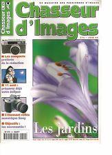 CHASSEUR D'IMAGES N°214 LECON DE PHOTO : FLEURS ET JARDINS / AU BORD DE L'EAU