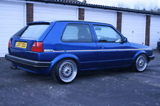 VW Mk2 Golf side decals (Please state 3 or 5 door on purchase) Single Colour.