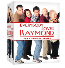 Everybody Loves Raymond: The Complete Series (DVD, 2011, 44-Disc Set) Sealed