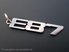BMW E87 Schlüsselanhänger 330 328 325 323 320 318 316 CI I TI XI GTR C SL D TD