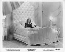 THE MERRY WIDOW b/w MGM still JEANETTE MACDONALD original lobby publicity photo