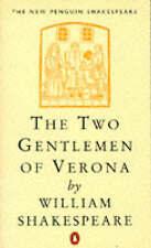 The Two Gentlemen of Verona (Penguin Shakespeare)-ExLibrary