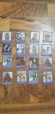 Star Wars Dixie Story Card Panels 1981 - LOT OF 16