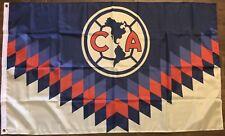 Club America Flag 3x5 Banner Aguilas Mexico Plumaje Futbol Soccer Bandera