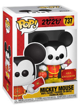 Mickey Mouse 2020 Year of the Rat Asia FUNKO POP VINYL NEW in Mint BOX + P/P